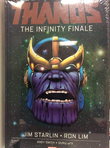 Thanos infinity finale HC