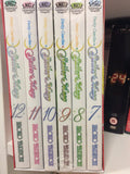 Sailor Moon Manga vol 7-12 set