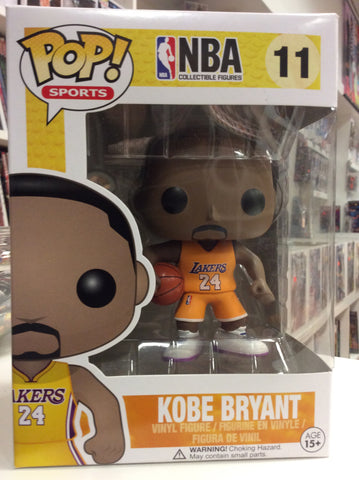 Kobe Bryant NBA pop sports # 11