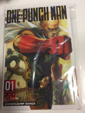 One-punch Man mana