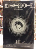 Death note Black Edition each come with 2 volume