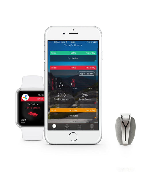 Spire - the Mindfulness and Activity Tracker for iOS
