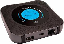 Netgear Nighthawk LTE Mobile Hotspot Router (MR1100) - Like New