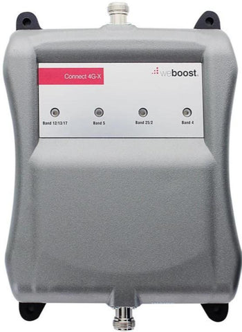 weBoost GSA Connect 4G-X Cell Signal Booster, 70 dB Gain