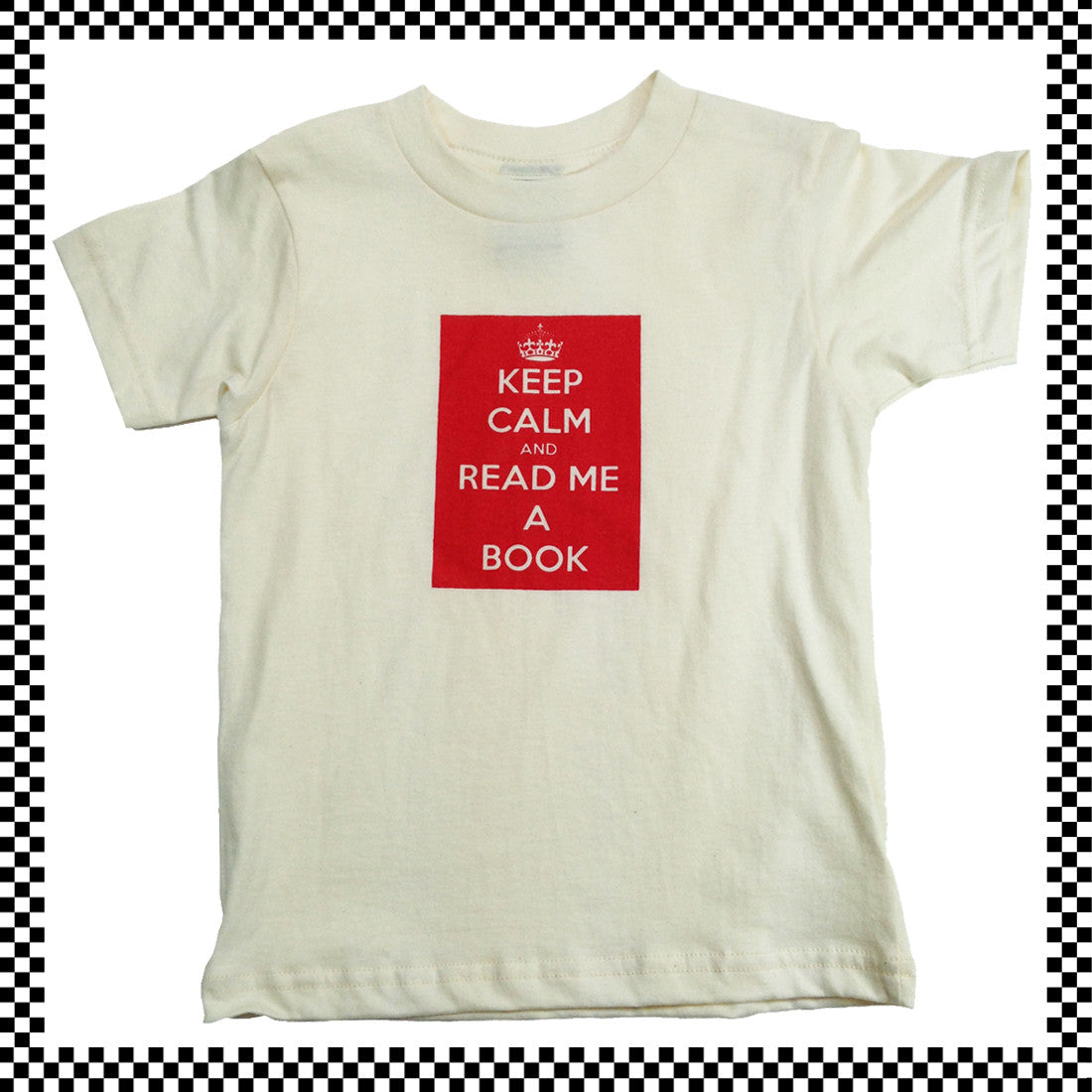 Keep Calm and Read Me a Book