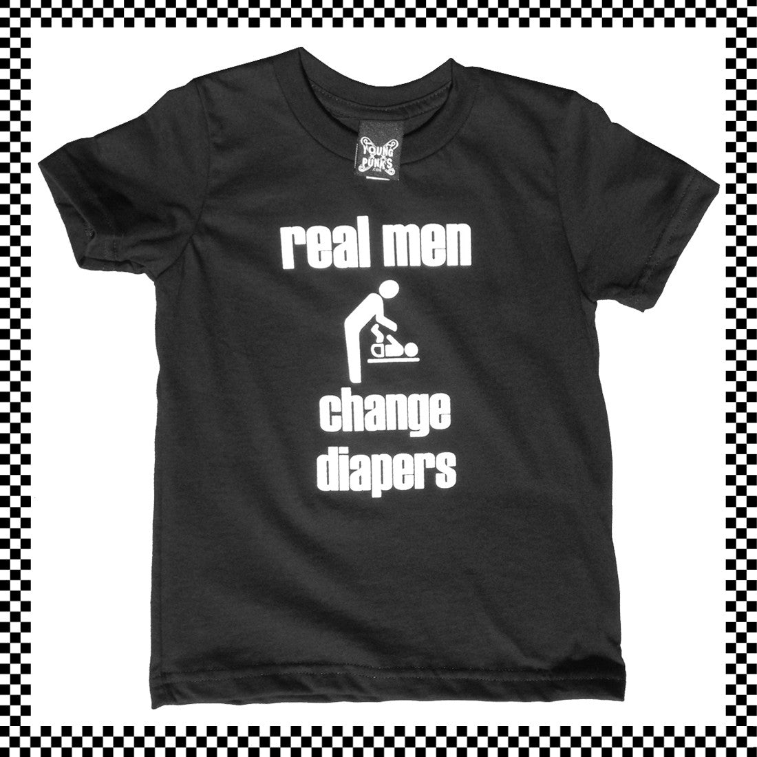 Real Men Change Diapers