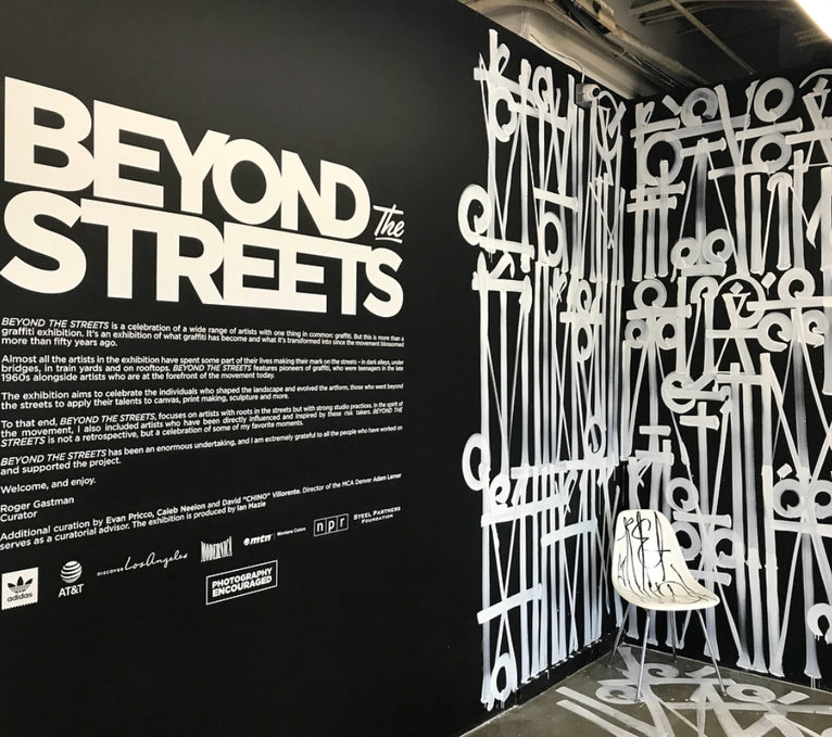 Curator of Culture: Roger Gastman's Beyond the Streets Exhibit