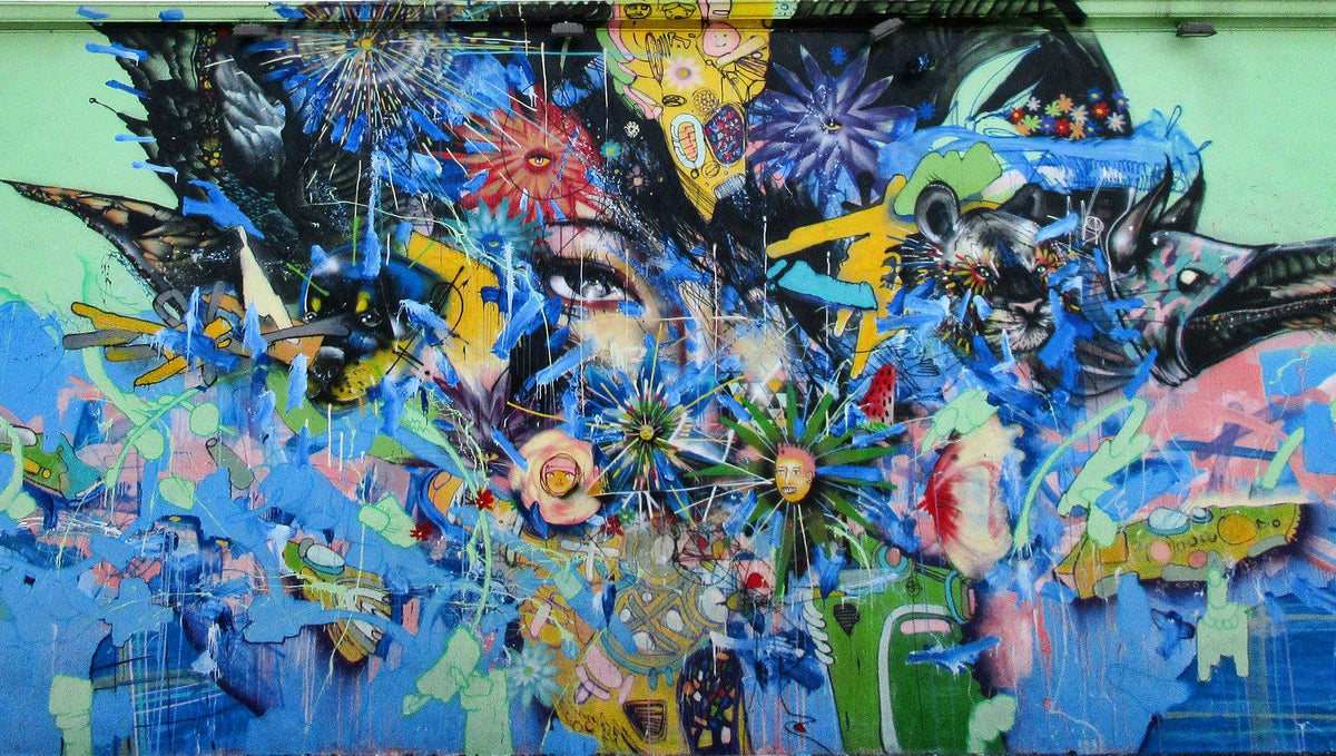 Spray Planet Artist Feature: David Choe