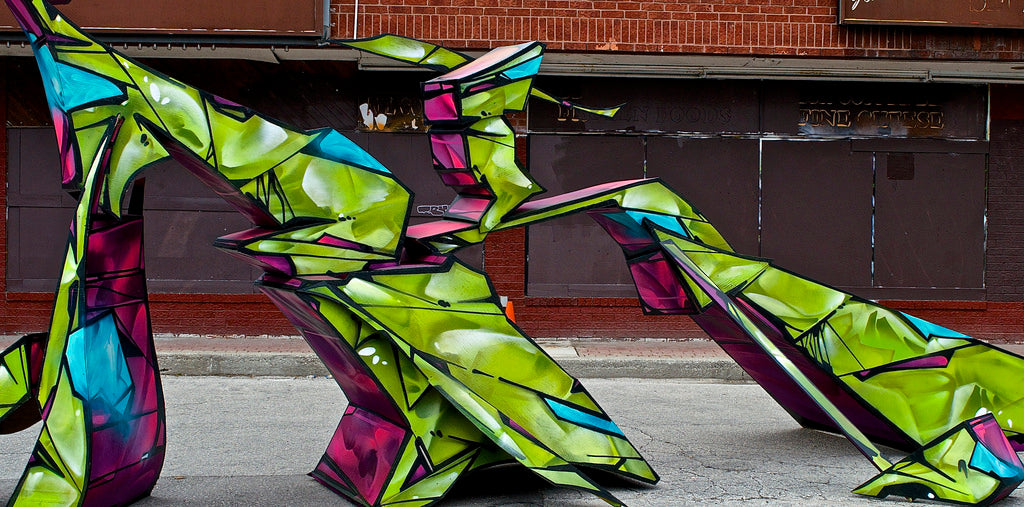 5 Graffiti Sculptors You Should Know