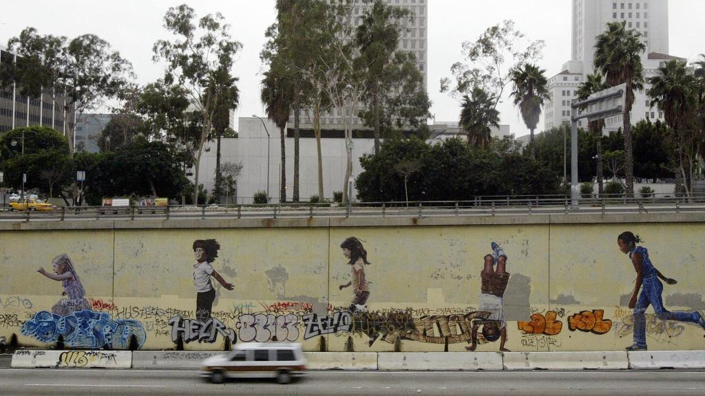 History of Graffiti: Street Art in Los Angeles: 2000-2010
