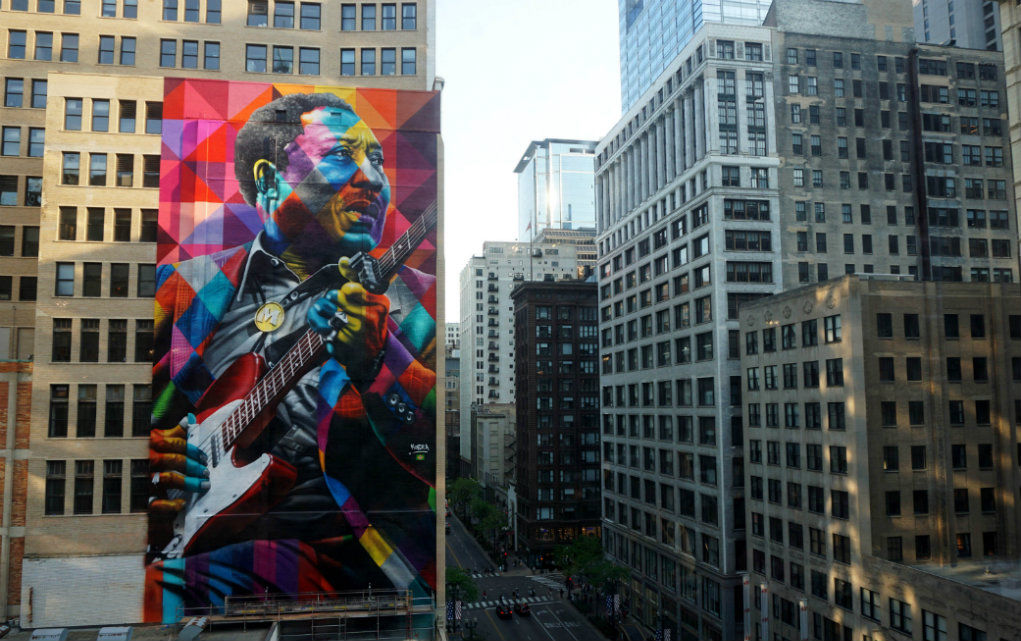 Must See Chicago Graffiti and Mural Districts