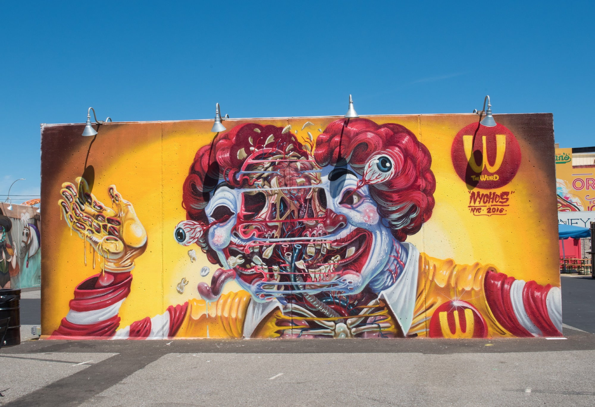 Spray Planet Artist Feature: NYCHOS