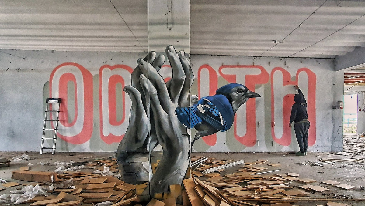 Spray Planet Artist Feature: ODEITH