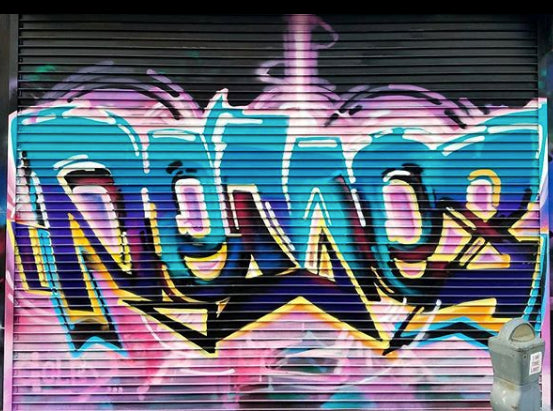 Spray Planet's 11 Questions With Graffiti Writer PEMEX
