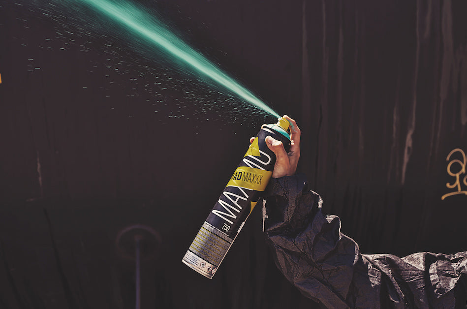 Spray Planet Review of the NEW MTN Mad Maxxx Colors
