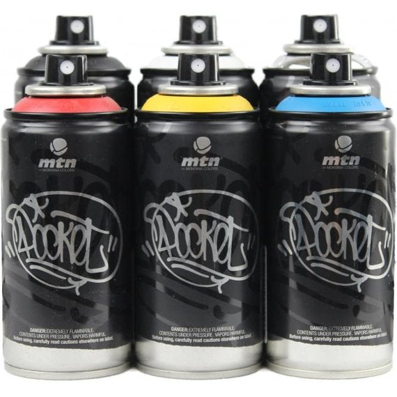 A Brief Guide to Montana Colors Pocket Cans