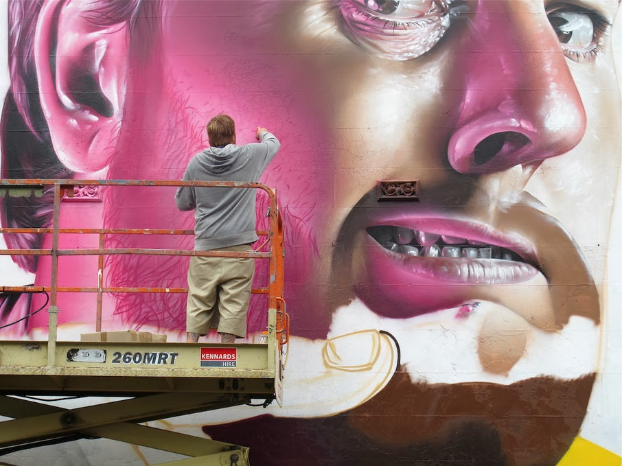Artist Series: SMUG Realism in Street Art