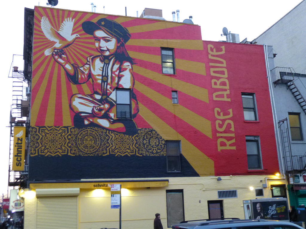 A Simple Guide to Shepard Fairey, Obey and his Artwork