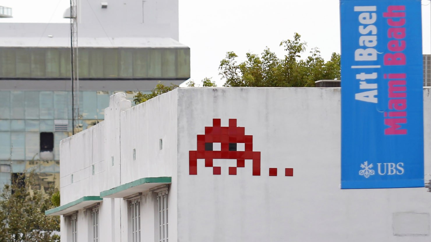Invader: From Street Art Legend to the Gallery