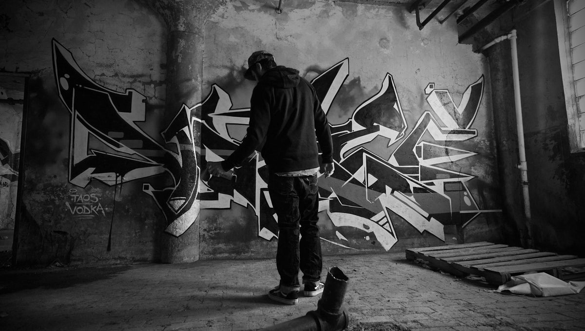 Spray Planet's 11 Questions With Graffiti Writer: VOGEY