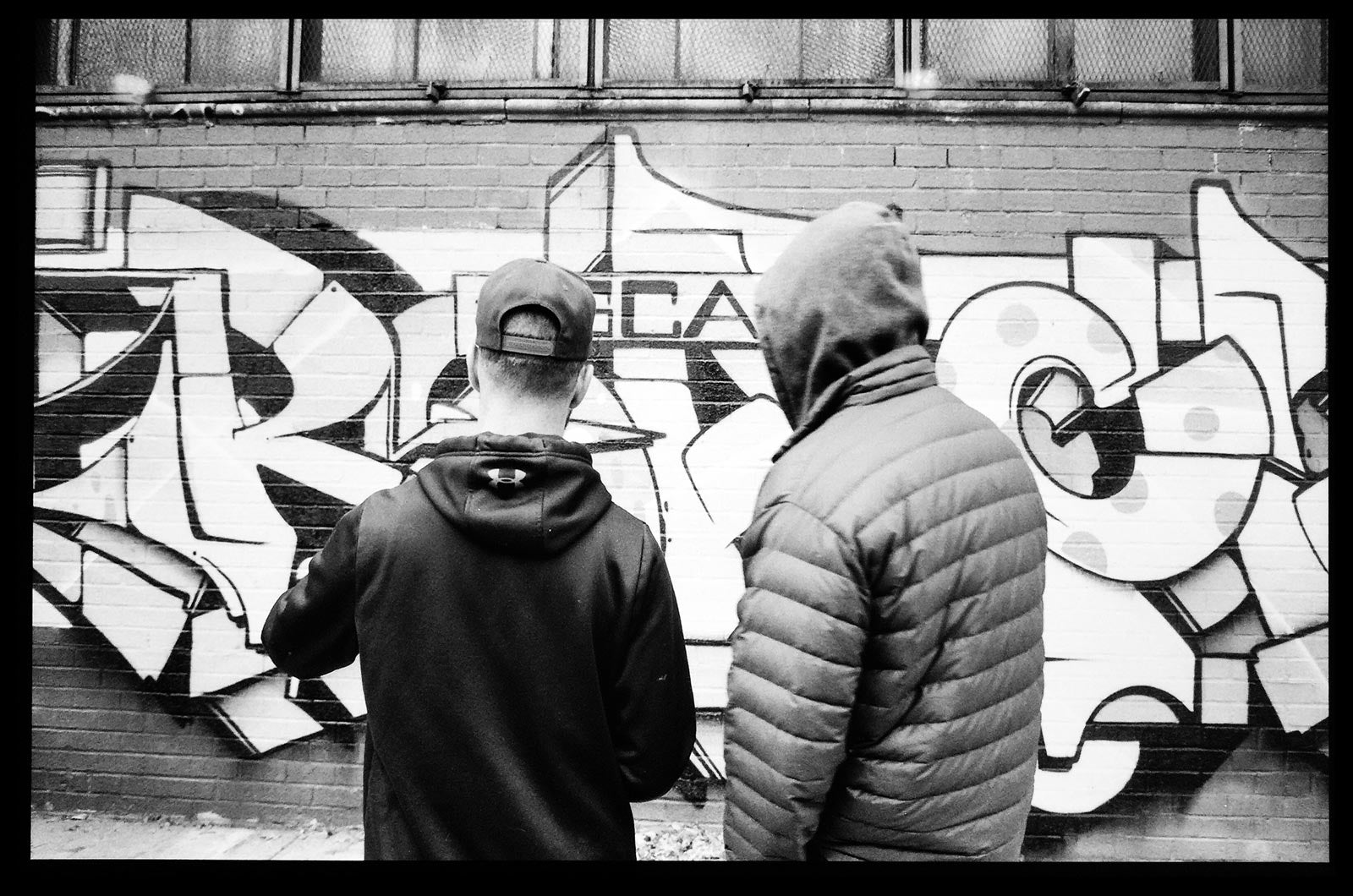 Artist Series: HOACS (The Fours Crew)