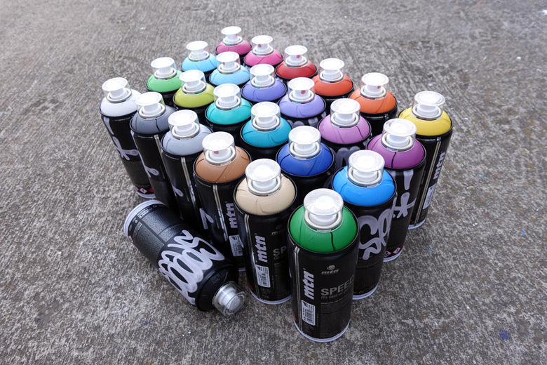 Everything You Need to Know about Montana Speed Spray Paint