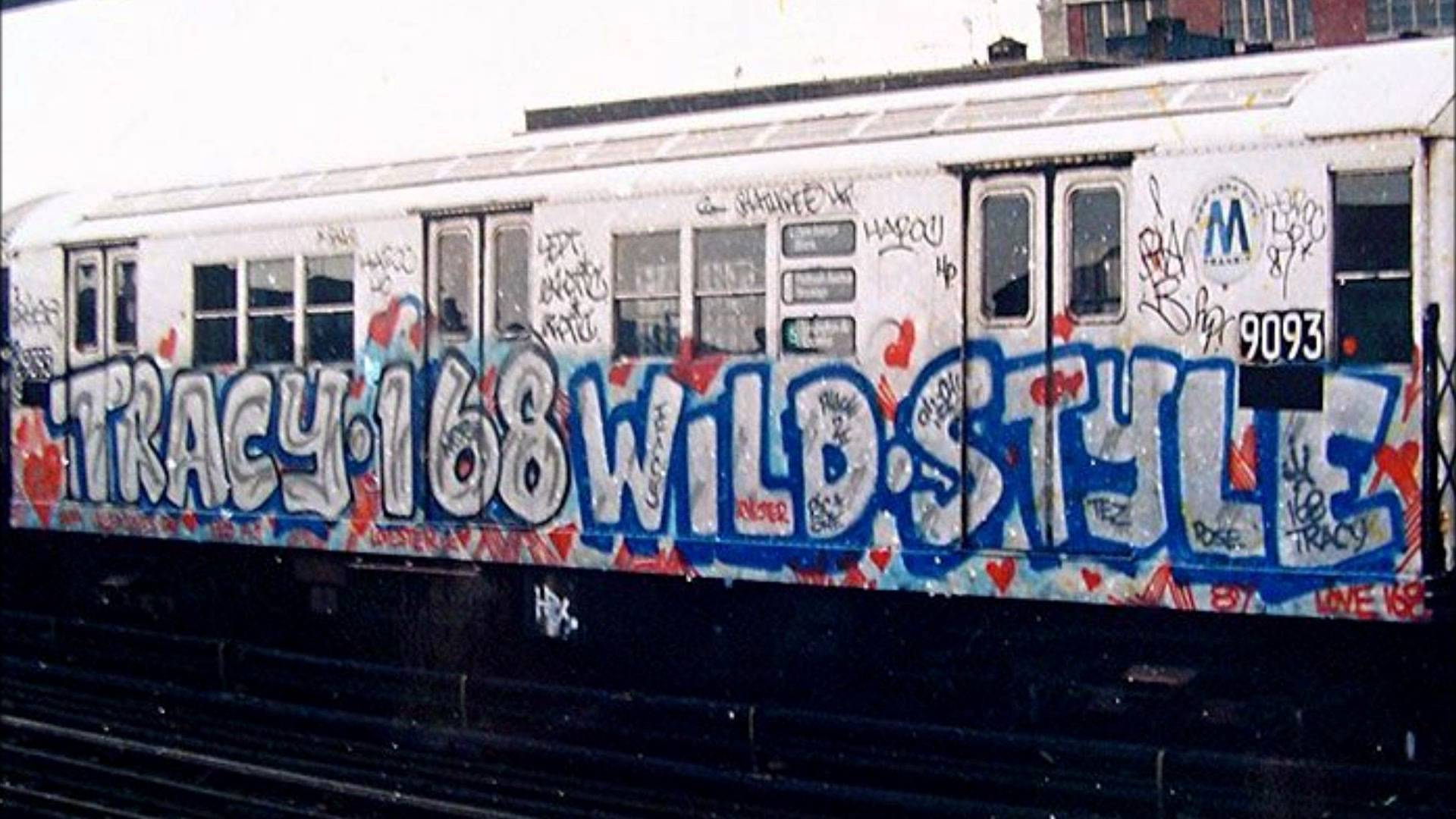 A history of graffiti the 60s and 70s
