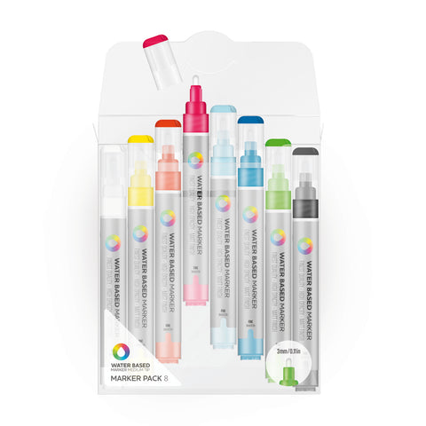 MTN Water Based Marker Packs