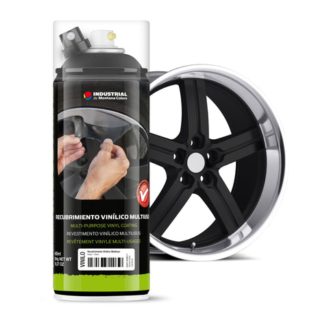 MTN Industrial Multi-Purpose Vinyl Coating Spray