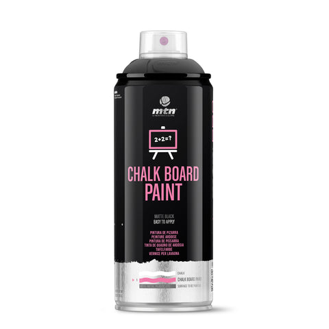 MTN PRO Chalk Board Spray Paint