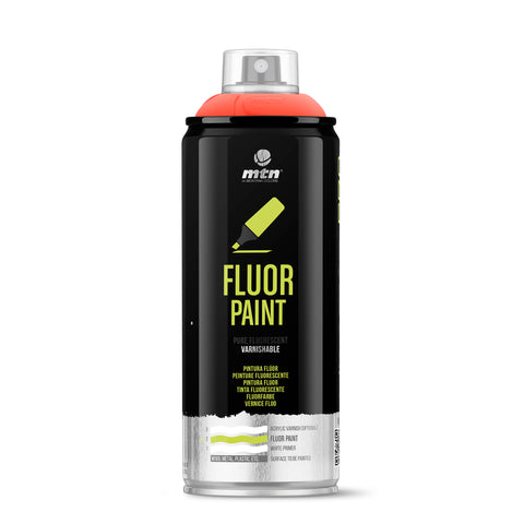 MTN PRO Fluor Spray Paint
