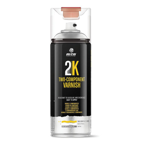 MTN PRO 2K Two-Component Spray Varnish