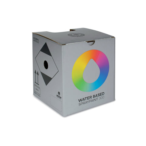 MTN Water Base 300 Spray Paint Cases (4 packs)