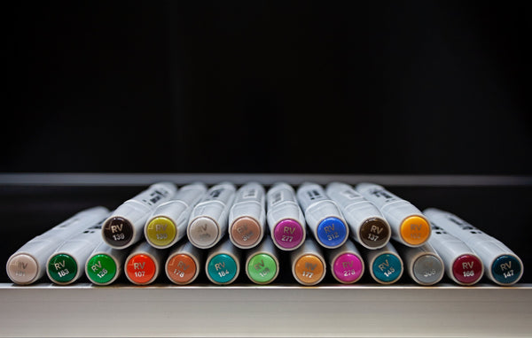 Montana Colors 94 Graphic Markers - The best band for your marker buck!