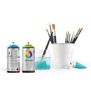 Montana Colors Graffiti Supplies - MTN Colors Spray Paint - Spray Planet USA