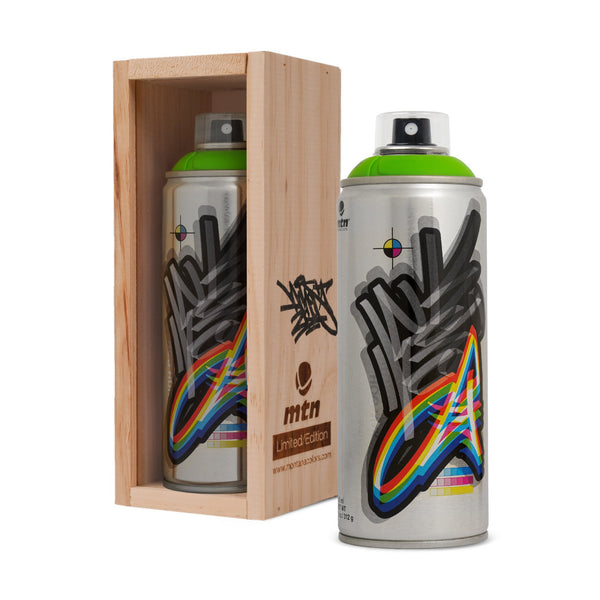 ACHES Graffiti Artist - MTN Colors Limited Edition Can