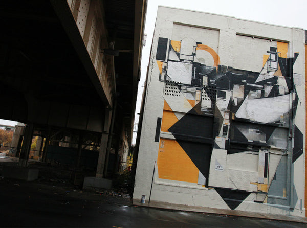 Augustine Kofie - Mana Urban Arts Project - New Jersey