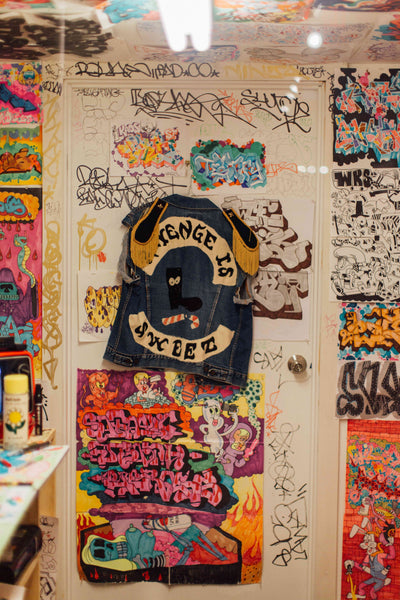 Beyond the Streets: NYC - Graffiti Exhibition Summer 2019 - Supported by MTN Colors & Spray Planet