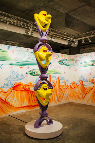 Beyond the Streets: NYC - Graffiti Exhibition Summer 2019 - Kenny Scharf