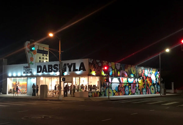 "DABSMYLA ""Things That Can't Be Seen"" - Los Angeles Opening - Taschen Gallery"