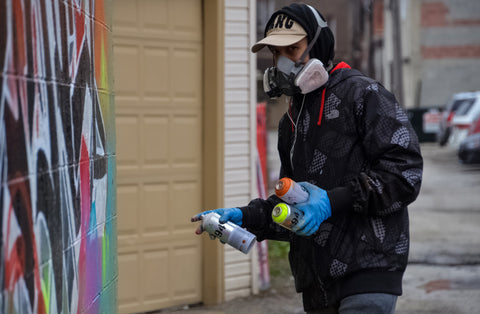 Test your Spray Cans - Montana Colors - Sprayplanet.com