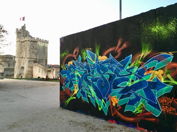 SERY Graffiti Piece