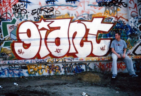 Mike Giant Bombing in Oakland 1996