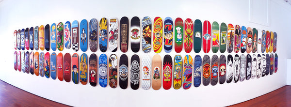 Mike Giant THINK Skateboards