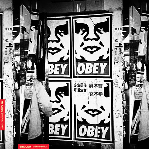 Shepard Fairey - OBEY Artwork Poster