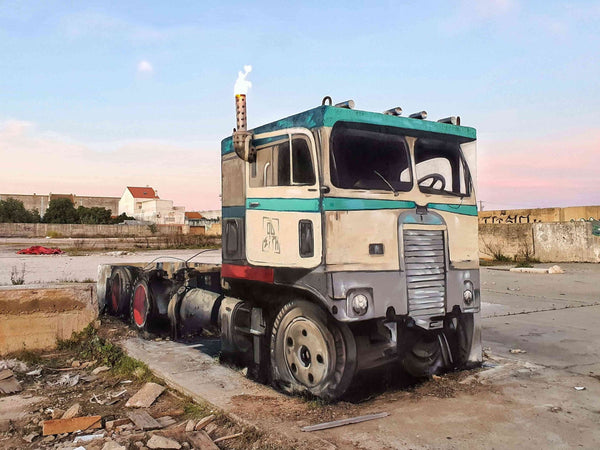 ODEITH - Abandoned-semi-truck-scaled