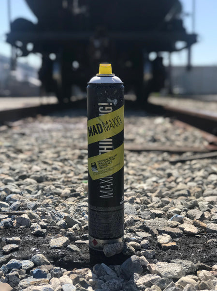 MTN Mad Maxxx Spray Paint Can available in 6 new colors