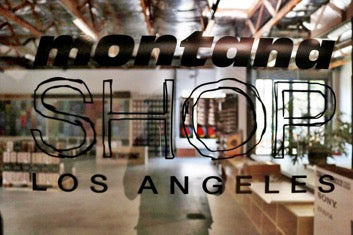 Montana Shop: Los Angeles Glass