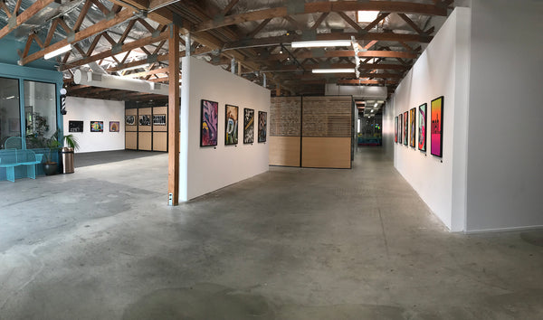 Montana Shop Los Angeles Anniversary Show Prior to Opening