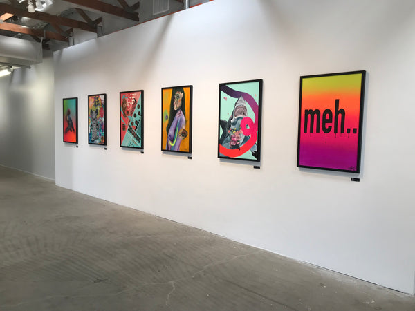 Montana Shop Los Angeles 1-Year Anniversary Show - Featuring Artwork by MadSteez